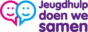 Logo Jeugdhulp doen we samen