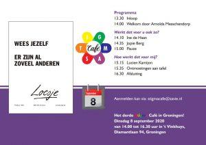 Achterkant Uitnodiging 8 September