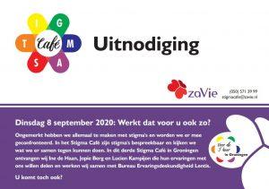 Voorkant Uitnodiging 8 September