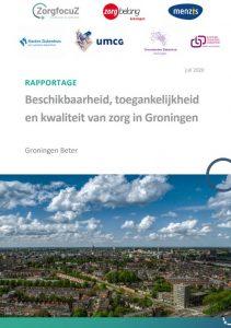 Voorzijde Rapportage Groningen Beter