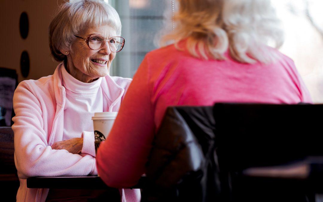 Hoe kunnen we eenzaamheid onder ouderen verminderen? Denk mee!