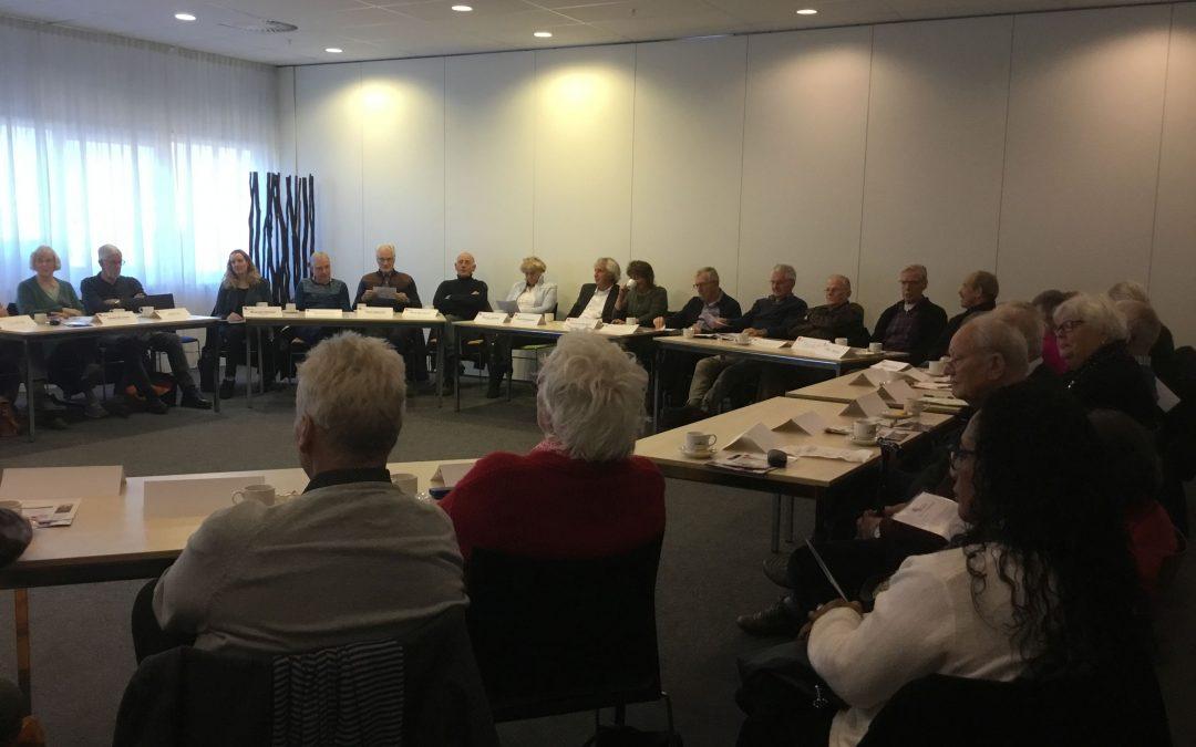 Meedenkers gevraagd voor het Seniorenplatform Groningen!